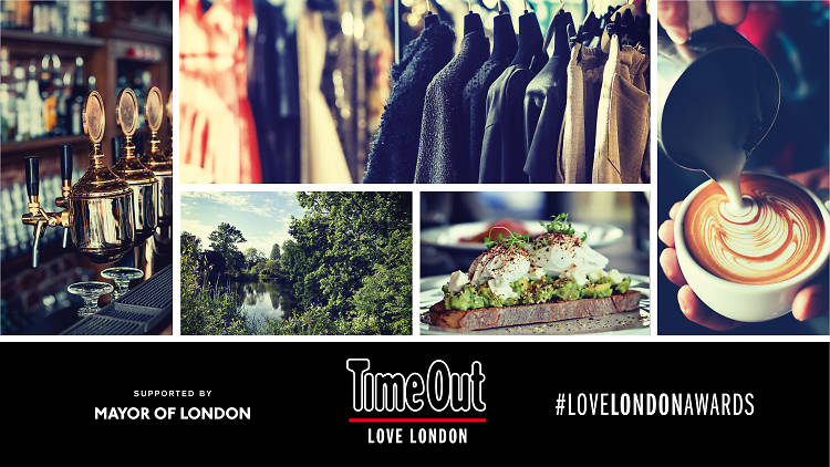The Time Out Love London Awards 2016